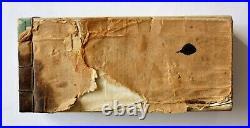 Ehon Hayami monchô taisei Japanese Woodblock Print Family Crest Book, Edo 1856