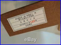 Goyo Hashiguchi Women Limited Woodblock Print Beauty in Long Undergarment Ukiyoe