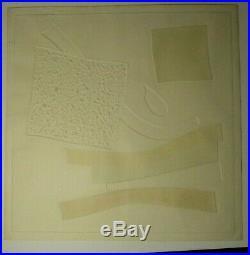 HAKU MAKI-Japanese Embossed Woodblock Print-MAY-2