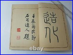Japanese Woodblock And Stencil Ehon Textile Design & Pattern Book