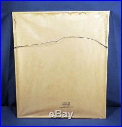 Vintage Tadashi Nakayama Japanese Woodblock Print Signed Dated 1963 61/80 Horses