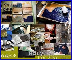 Yoshida Toshi #017102 Santa Fe Japanese Woodblock Print Very limited